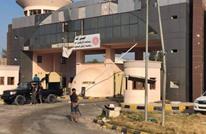 انتحاري يفجر نفسه أمام مركز شرطة جنوب ليبيا