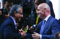 البحريني ابن إبراهيم يترشح لولاية جديدة لرئاسة اتحاد آسيا
