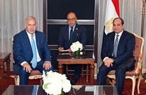 وفد أمني مصري يزور إسرائيل سرا