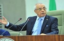 """انتخاب رئيس جديد لبرلمان الجزائر.. وهكذا علق """"الإخوان"""""""