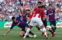 منير الحدادي ينقذ برشلونة من هزيمة ثانية في الليغا (شاهد)
