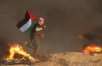 """استئناف مسيرات العودة بغزة تحت عنوان """"جمعة الشباب"""""""