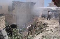 مقاتلات روسية تشن غارات  على إدلب والكرملين يعلق