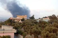 غارات على حماة وطرطوس والنظام يقول إنها إسرائيلية (شاهد)
