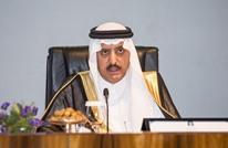 بعد عودته.. الأمير أحمد بن عبد العزيز يزور أخاه طلال (صورة)