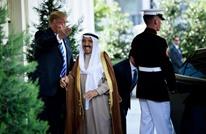 خلال لقائه ترامب.. أمير الكويت يتطلع لحل الأزمة الخليجية