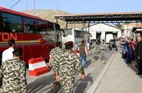 مئات النازحين في لبنان يعودون إلى سوريا عبر المعابر الحدودية