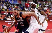 فرنسا تُخرج حامل اللقب أمريكا من مونديال كرة السلة