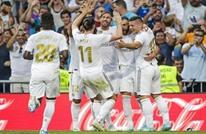 غاريث بايل يسجل ثنائية وينقذ ريال مدريد من الخسارة (شاهد)