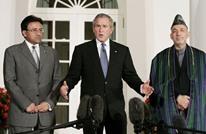 الخارجية الصينية تنشر مشهد إعلان بوش سقوط طالبان قبل 20 عاما