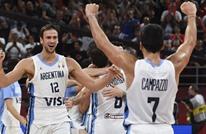 الأرجنتين تهزم فرنسا وتُواجه إسبانيا في نهائي مونديال السلة