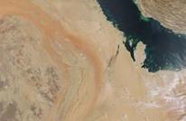 """خرائط """"ناسا"""" تظهر حجم حريق منشأتي """"أرامكو"""" (شاهد)"""