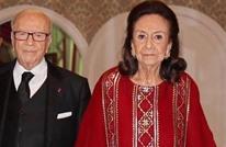 وفاة زوجة الرئيس الراحل الباجي قايد السبسي