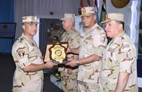 الجيش المصري يعلن الانتهاء من تطوير نظام تأمين الحدود