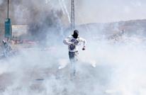 مواجهات مع الاحتلال بعد وقفة داعمة للأسرى بالضفة الغربية