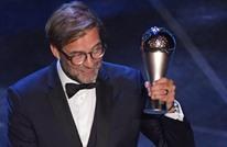 """الـ""""فيفا"""" يختار مدرب ليفربول الإنجليزي """"الأفضل في العالم"""""""