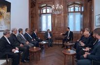 """الأسد يستقبل مسؤولا إيرانيا ويعلّق على """"اللجنة الدستورية"""""""