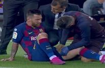 برشلونة يُحقق فوزا صعبا في مواجهة أصيب فيها ميسي (شاهد)