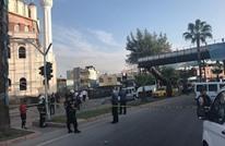 إصابات بتفجير استهدف حافلة للشرطة جنوب تركيا (شاهد)