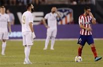 """التعادل السلبي يحسم """"ديربي مدريد"""" بين الريال وأتلتيكو"""