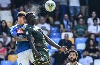 نابولي يفوز على بريشا و بالوتيلي يوقع هدف العودة (شاهد)