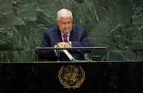 المعلم يدعو لمناقشة الدستور السوري الحالي قبل أي شيء