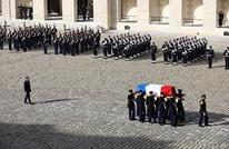 فرنسا تشيع رئيسها الأسبق بحضور عشرات القادة الأجانب (شاهد)