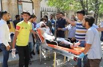 قتلى وجرحى في تفجير دراجتين مفخختين بريف حلب (شاهد)