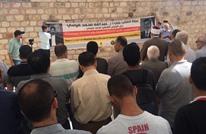 ناشطون أتراك وعرب يؤدون صلاة الغائب على نجل مرسي باسطنبول