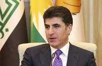 """رئيس حكومة كردستان يخضع للفحص الخاص بـ""""كورونا"""" (صور)"""