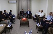 حماس تجتمع بوفد أمني مصري بغزة.. هذا ما بحثاه