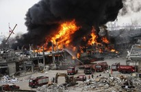كارثة جديدة.. اندلاع حريق في مستودع في مرفأ بيروت (شاهد)
