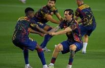 برشلونة الإسباني يعلن إصابة نجمه الواعد