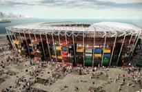 عجائب مونديال قطر.. الكشف عن ملعب يمكن تفكيكه بالكامل