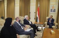 غريفيث يختتم ثاني زيارة للرياض خلال شهر لبحث أزمة اليمن