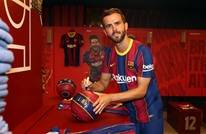 رسميا.. برشلونة يقدم لاعبه الجديد لوسائل الإعلام