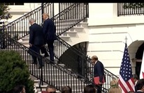 ترامب ونتنياهو تركا وزيري البحرين والإمارات خلفهما بعد التوقيع