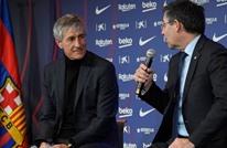 مفاجأة.. كيكي سيتين يجر برشلونة إلى القضاء