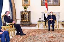 السيسي وعباس كامل يستقبلان رئيس الكونغرس اليهودي العالمي