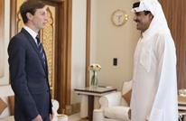 أمير قطر لكوشنر: حل الدولتين مطلوب لإنهاء الصراع بالمنطقة