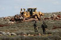 """إدانة واسعة لهدم الاحتلال قرية """"حمصة"""" الفلسطينية"""