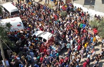 """""""علماء المسلمين"""" يدين مقتل صيادين من غزة برصاص الجيش المصري"""