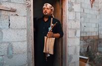 """هكذا رد فنان فلسطيني على """"خذني زيارة لتل أبيب"""" (فيديو)"""
