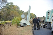 أوكراني يروي كيف نجا بأعجوبة من تحطم طائرة تدريب
