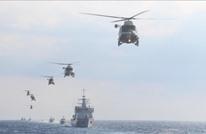 """أنقرة وقبرص التركية تطلقان مناورات """"عاصفة المتوسط"""""""