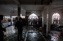 20 وفاة بانفجار مكيفات داخل مسجد في بنغلاديش