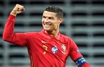 بشباك السويد.. رونالدو يصل لهدفه الـ100 مع البرتغال