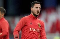 بسبب منتخب بلجيكا.. توتر العلاقة بين هازارد وريال مدريد