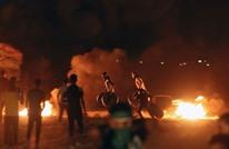 """إصابات خلال فعاليات """"الإرباك الليلي"""" المتواصلة بغزة (شاهد)"""