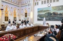 وزير خارجية قطر يزور كابول ويلتقي برئيس حكومة طالبان